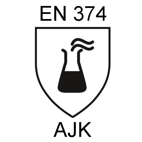 917445a2fd1bac Rękawice przeciwchemiczne Worksafe 40-615 (Nitrex) Procurator 10 - Rękawice  specjalistyczne -
